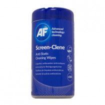 AF Screen-Clene screen wipes, 100 pcs.