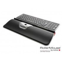RollerMouse Red Plus Wireless + Contour Balance Keyboard